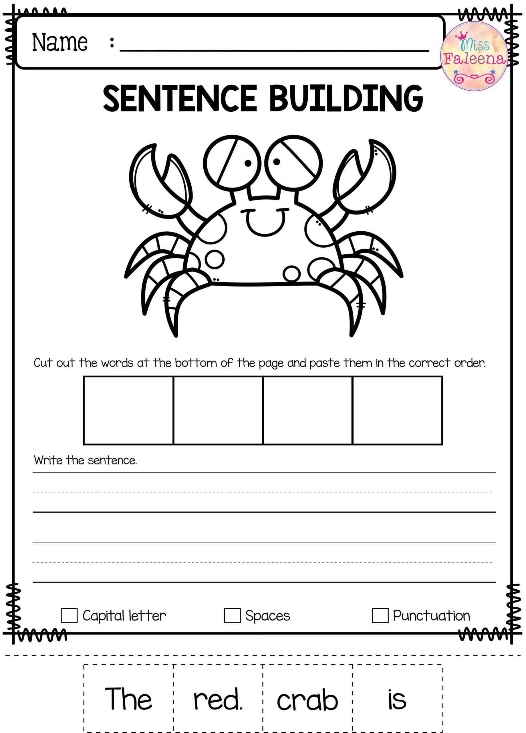 Writing Worksheets for 7th Grade Worksheet Editable Name Tags Printable 7th Grade Preschool