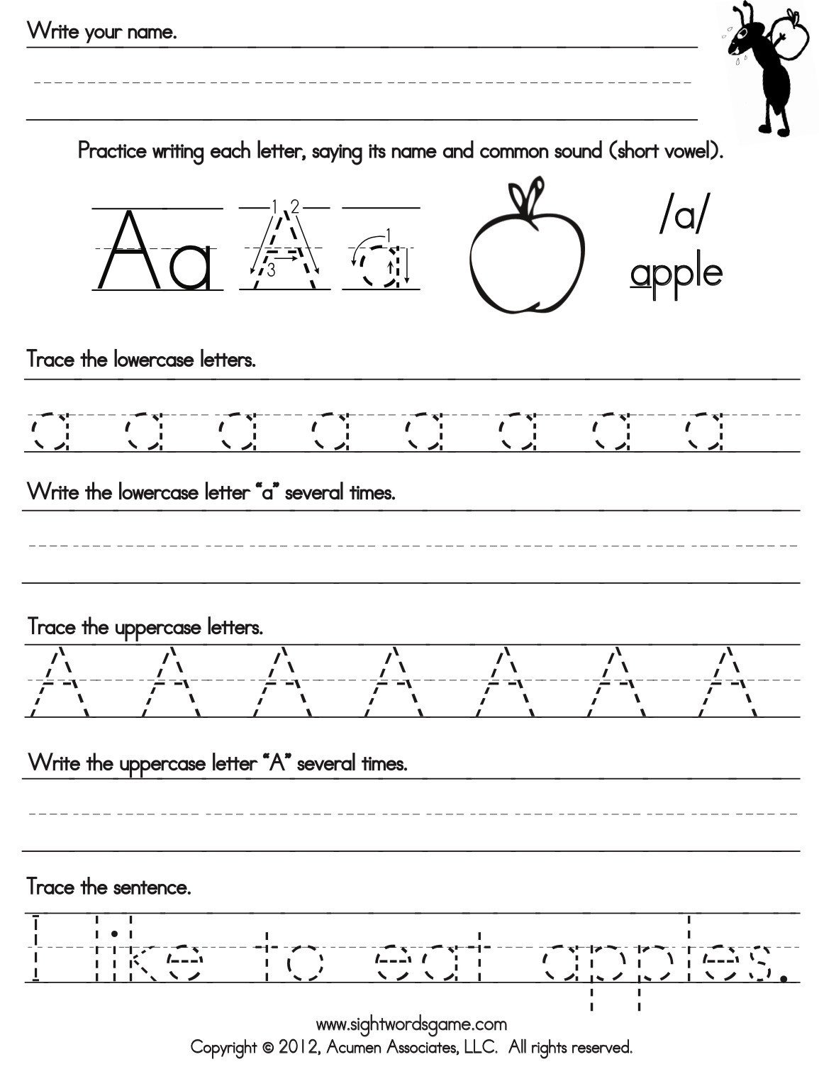 writing worksheet round the bean belle img worksheets tracing sheet printable alphabet printables