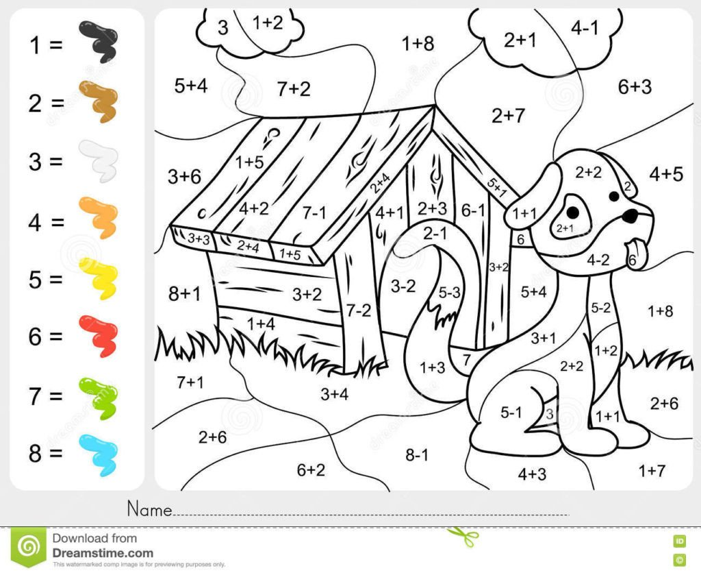 andlor worksheets tremendous picture inspirations paint by addition subtraction numbers stock vector halloween math 1024x839