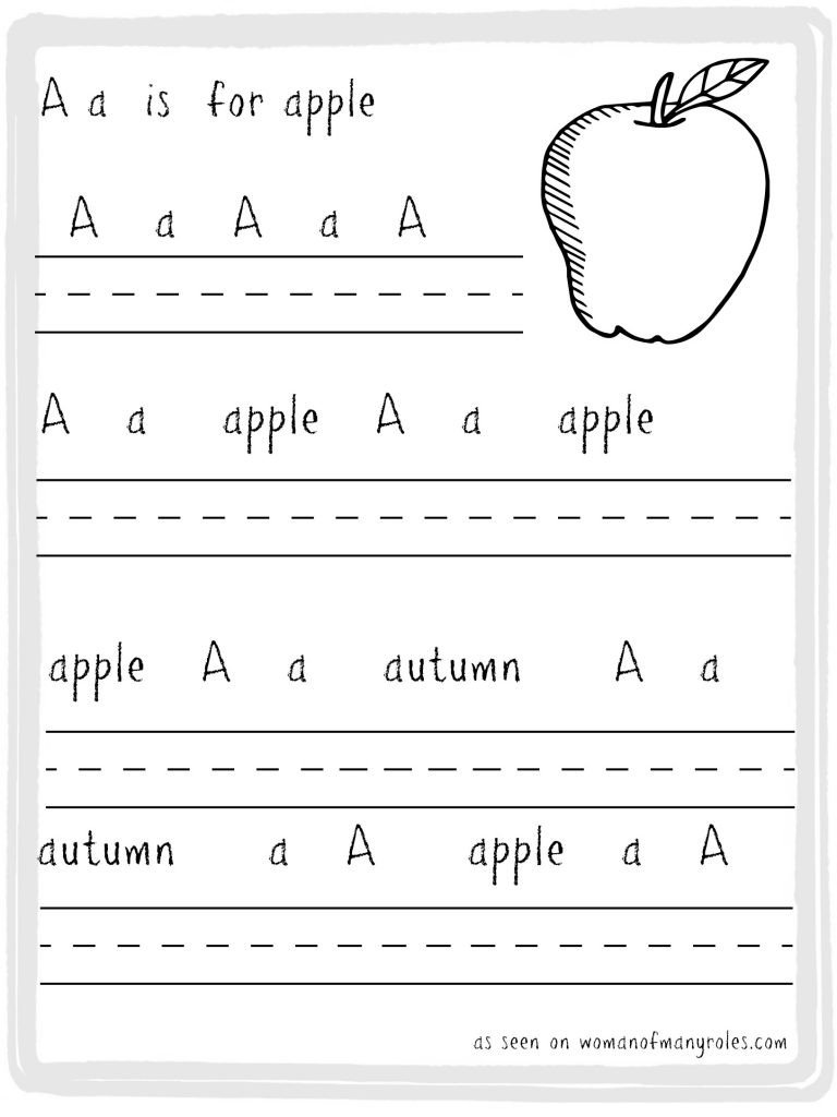a is for apple jacqui 768x1024