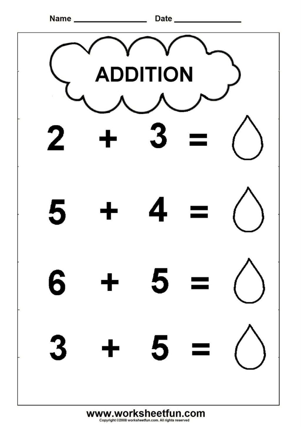 Apple Worksheet for Kindergarten Worksheet Pre Addition Worksheets Worksheet Cloud theme