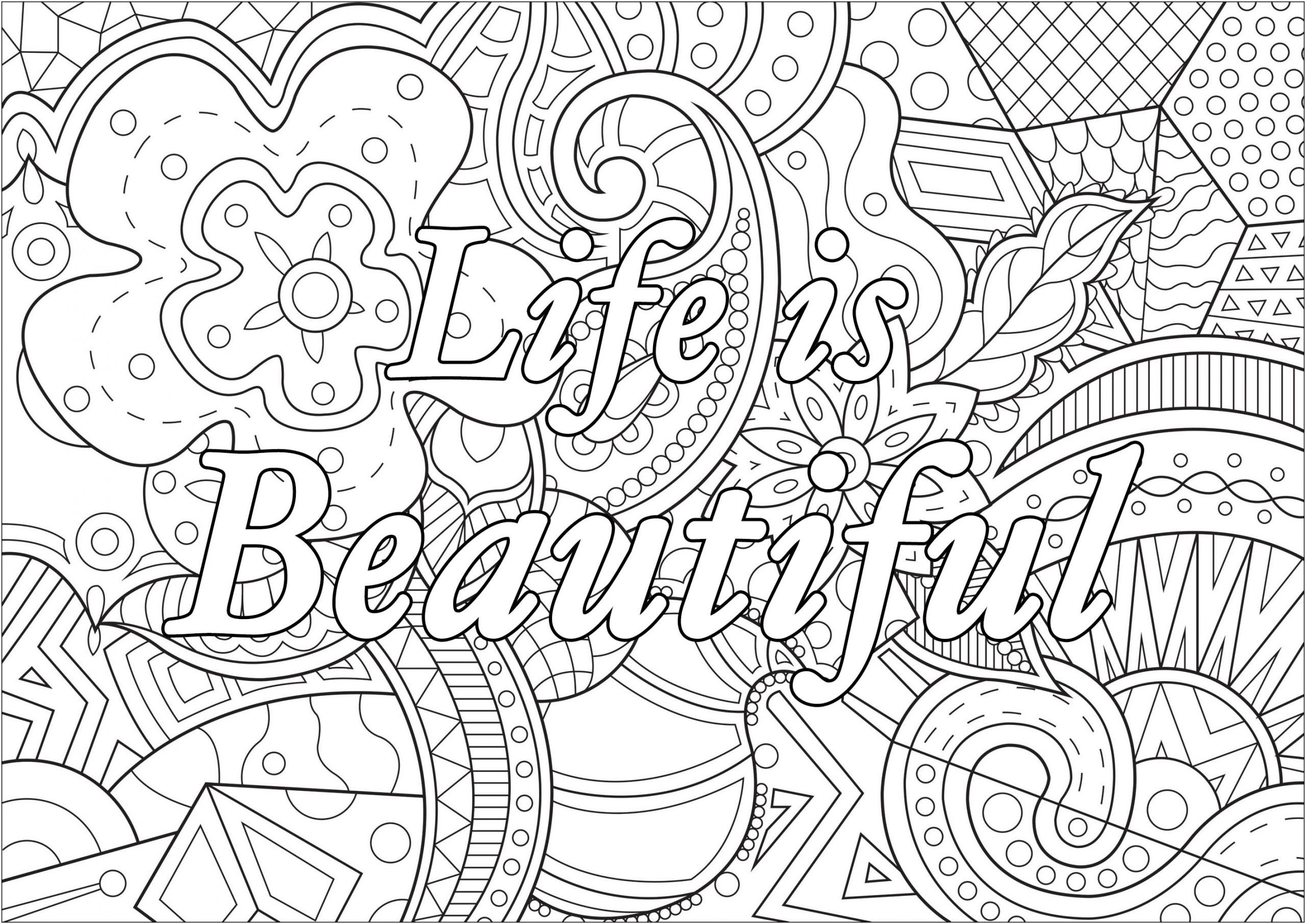 music coloring worksheets books life quotes pages for adults amazing photo ideas pdf middle school