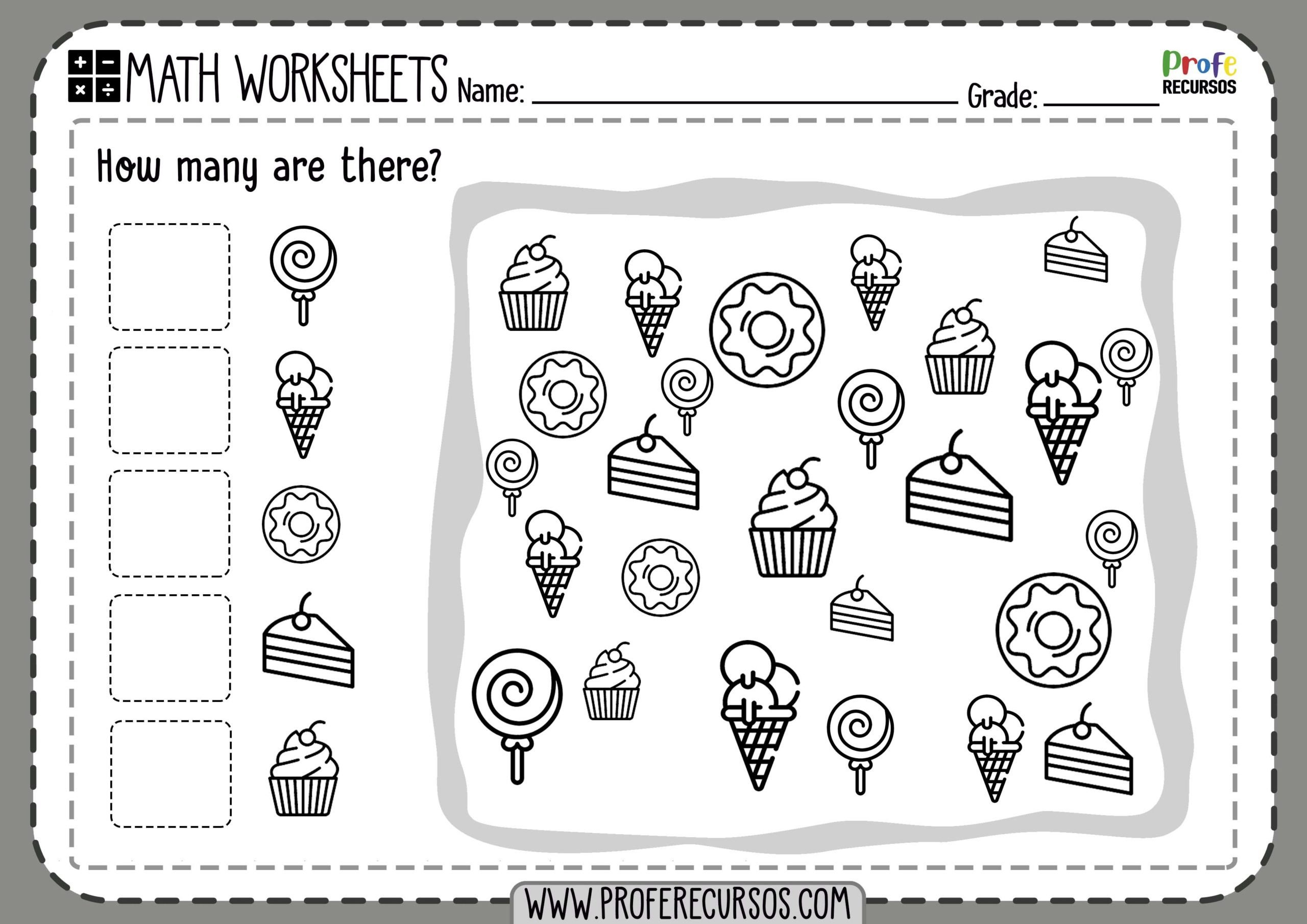 math worksheet free printable counting worksheets for kindergarten scaled outstanding number