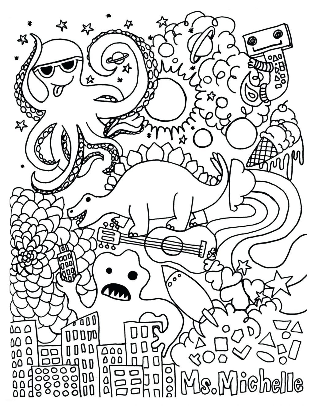 free coloring pages 5th grade 3