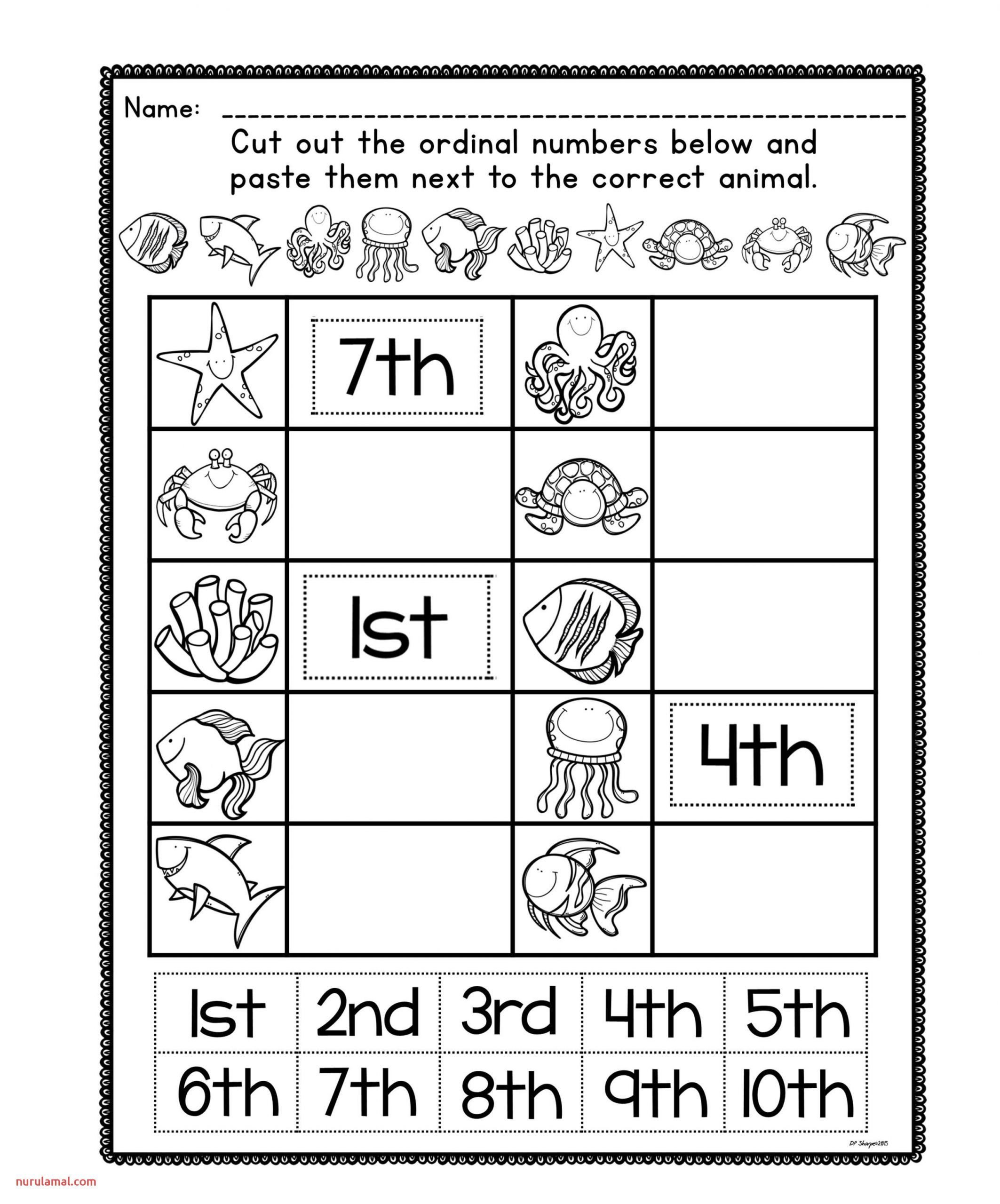 More or Less Worksheet Kindergarten Math Worksheets for Kids Free Download In 2020