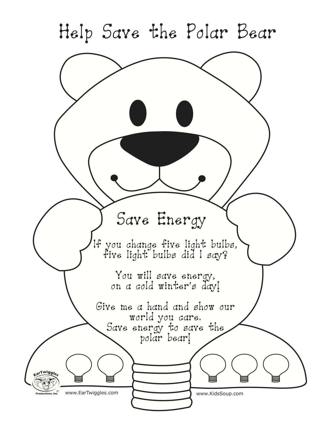 Polar Bear Worksheets Kindergarten Polar Bear Worksheets Kindergarten Article Tk Printable