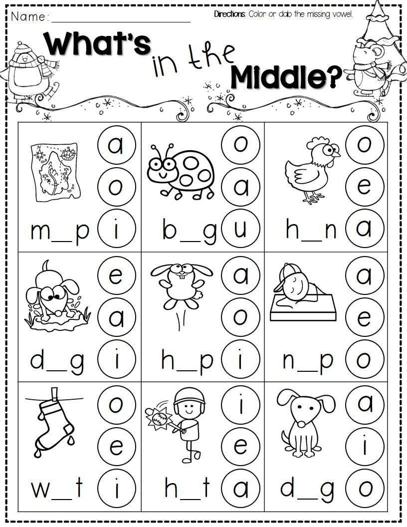 Rhyming Words Kindergarten Worksheets Worksheet Rhyming Words Child School Age Classroom