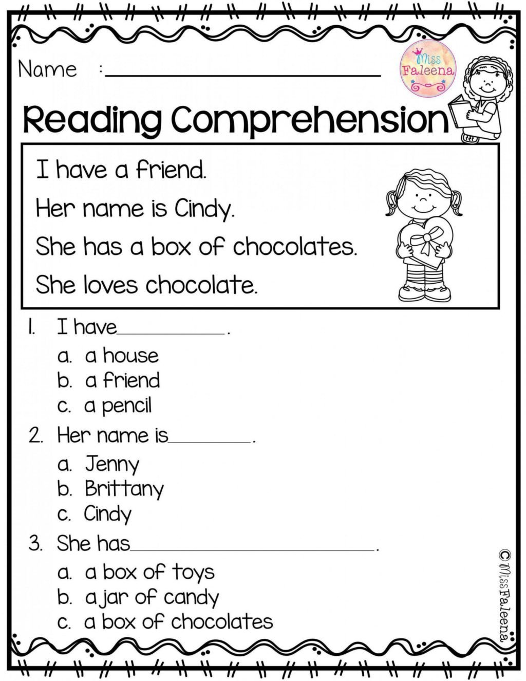 Rhyming Words Kindergarten Worksheets Worksheet Worksheet Ideas 1st Grade Reading Worksheets for
