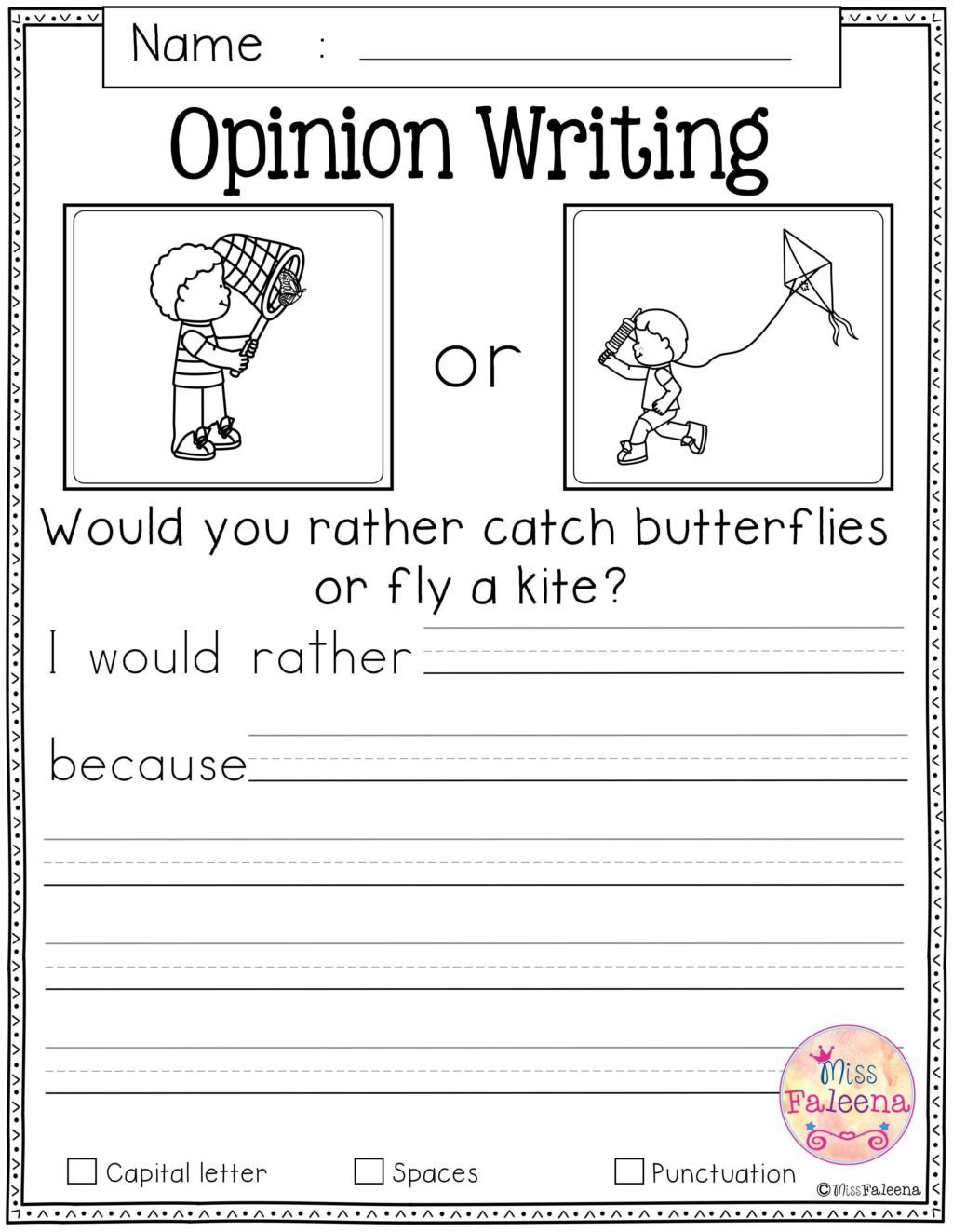 Social Studies Kindergarten Worksheets Worksheet Writing Activities for Kindergarten Printable