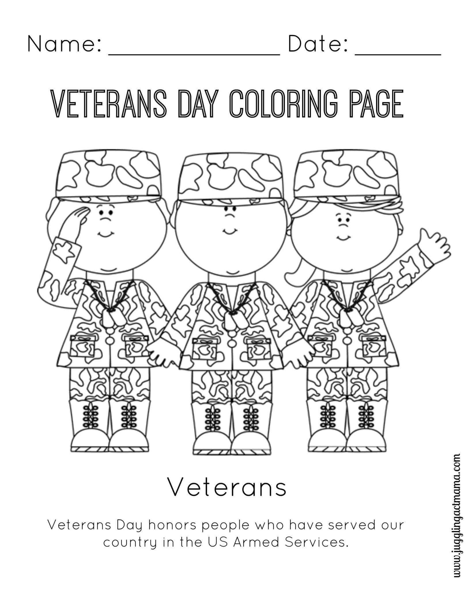 Veterans Day Worksheets for Kindergarten Veterans Activities for Kindergarten Worksheets Printable
