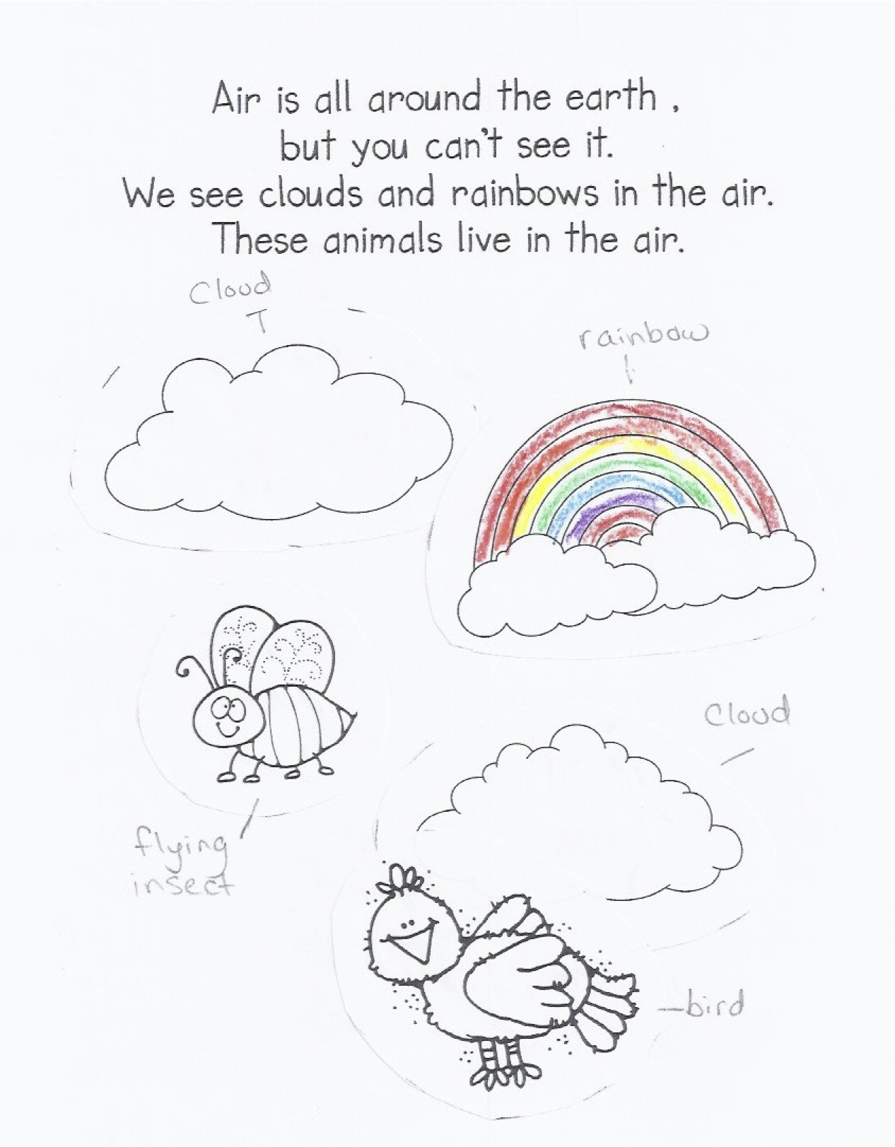 Water Cycle Kindergarten Worksheet Kindergarten Worksheet Water Printable Worksheets and