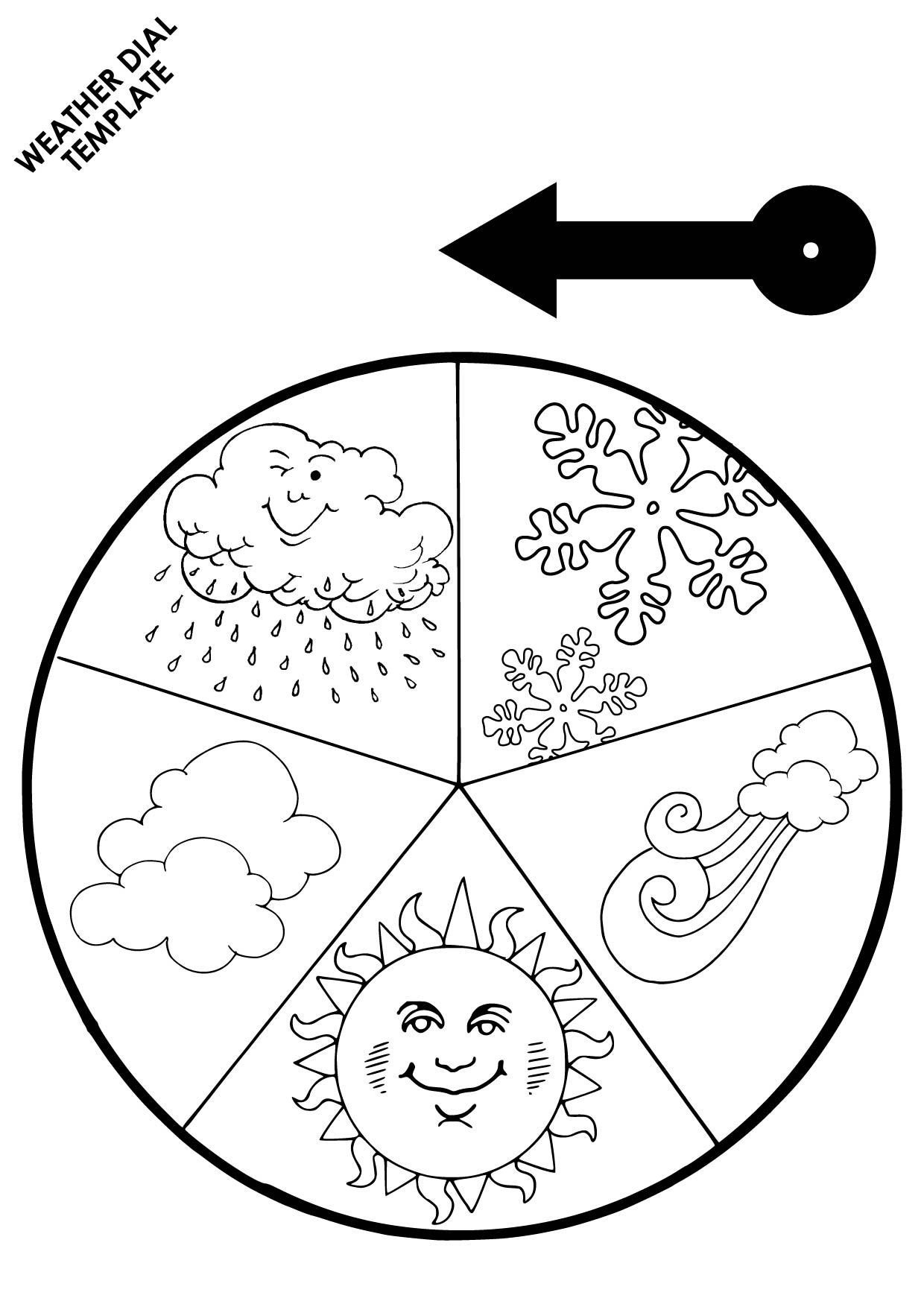 Weather Worksheet for Kindergarten Earth Weather Worksheet for Kids Printable Worksheets and