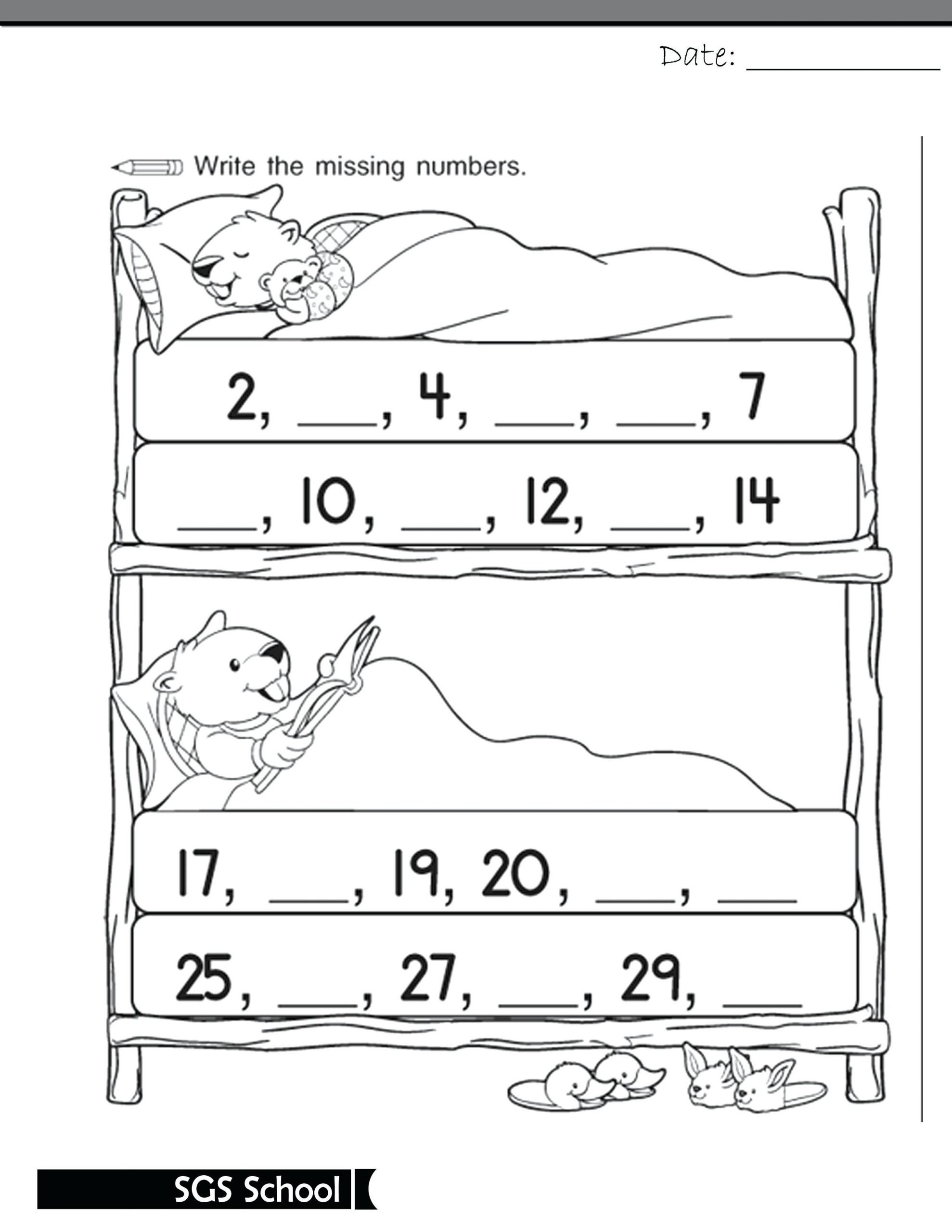 Weight Worksheets for Kindergarten Kg Class Worksheets – Dailycrazynews