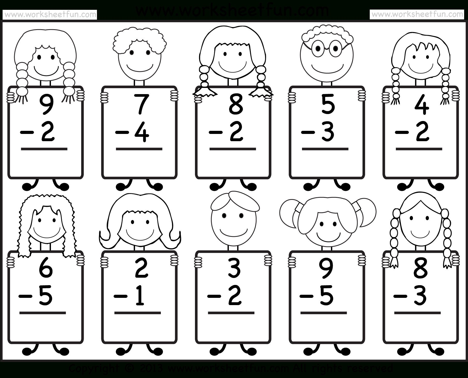 Weight Worksheets for Kindergarten Kindergarten Worksheet Heavier and Lighter