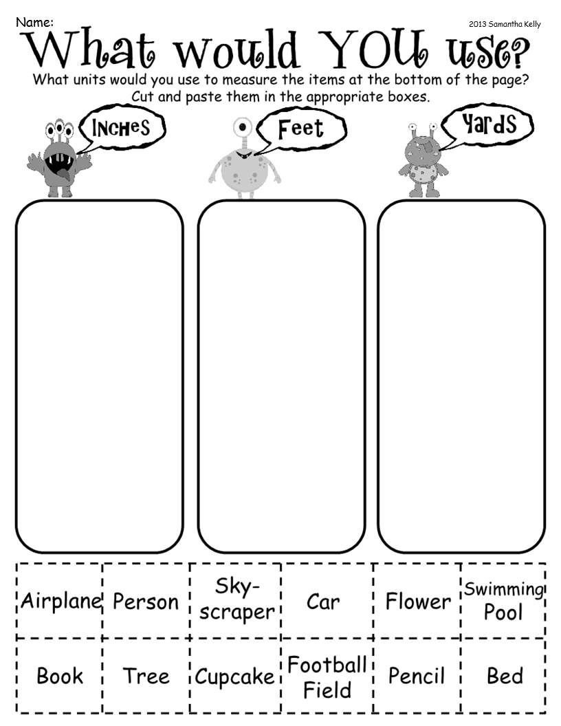 Weight Worksheets for Kindergarten Mrs Kelly S Klass tons Of Measurement Fun Freeeeebies