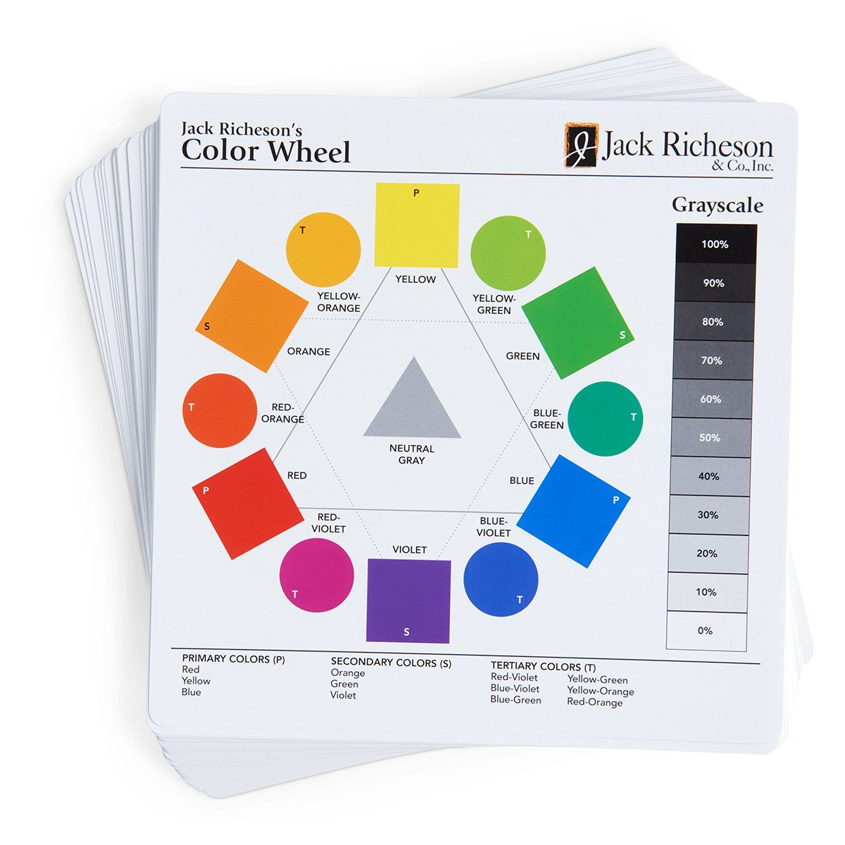 Color Wheel Worksheet for Elementary Classroom Color Wheel Teaching Set