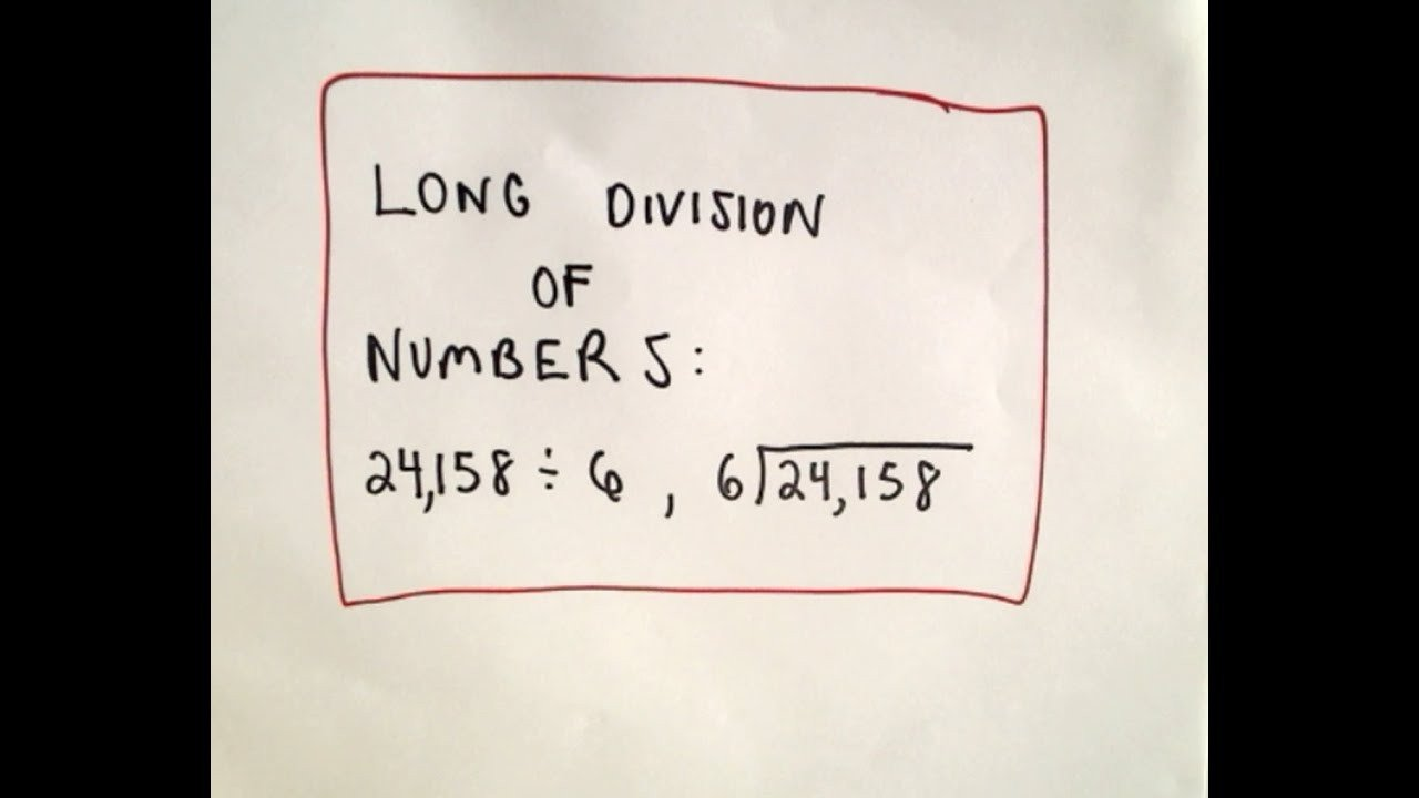 Compatible Numbers Division Worksheets Long Division Lessons Tes Teach