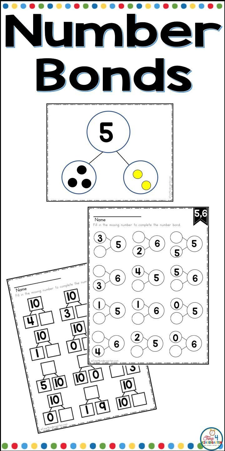 Decomposing Numbers to 10 Worksheets Posing and De Posing Numbers In 2020