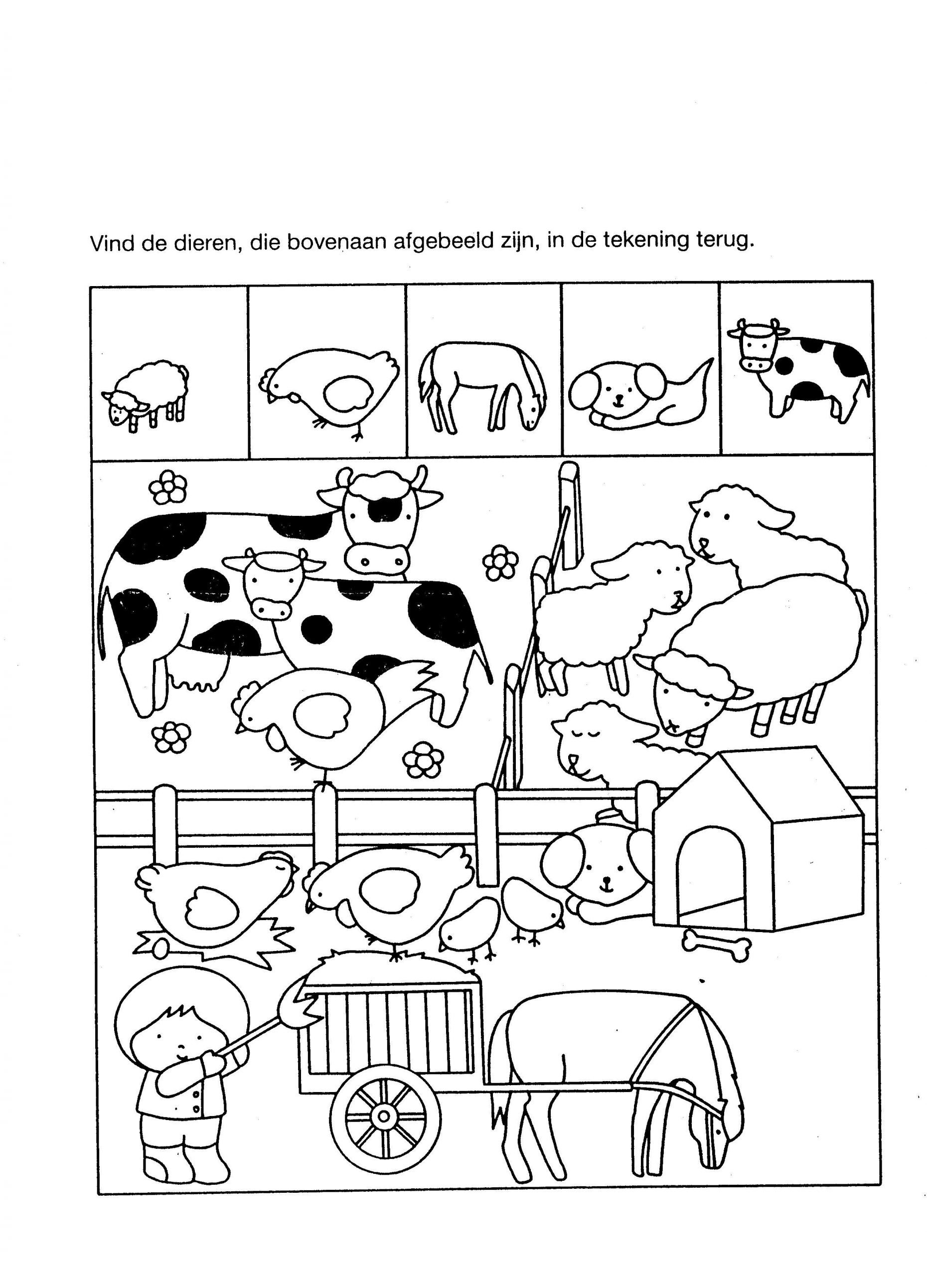 From Farm to Table Worksheets Farm Worksheets for Preschool