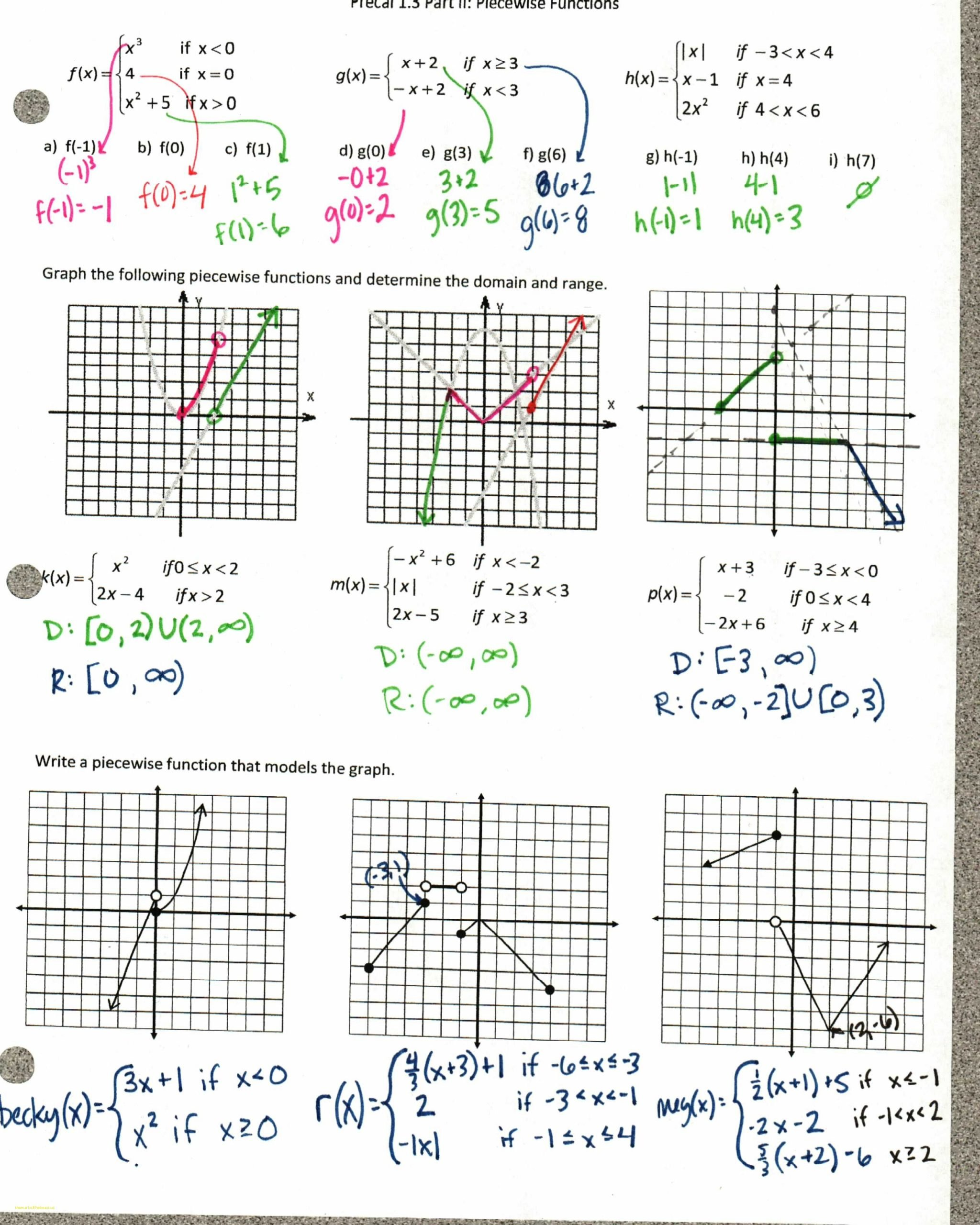 Identifying Functions From Tables Worksheet Free Graphing Quadratic Functions Worksheet
