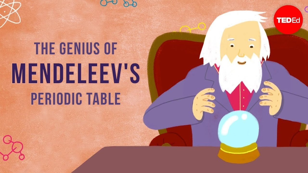 Periodic Table Riddles Worksheet the Genius Of Mendeleev S Periodic Table Lou Serico