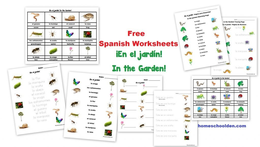 Spanish Numbers Practice Worksheet Los Nºmeros – Free Spanish Numbers Worksheets Homeschool Den