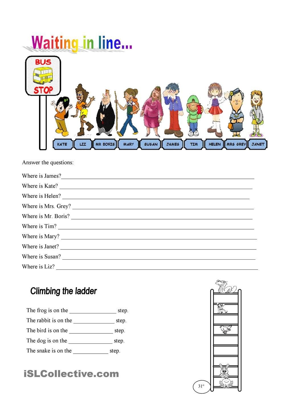 Spanish ordinal Numbers Worksheet ordinal Numbers Exercises