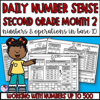 First Grade Number Sense Worksheets Number Sense and Place Value Worksheets and Activities