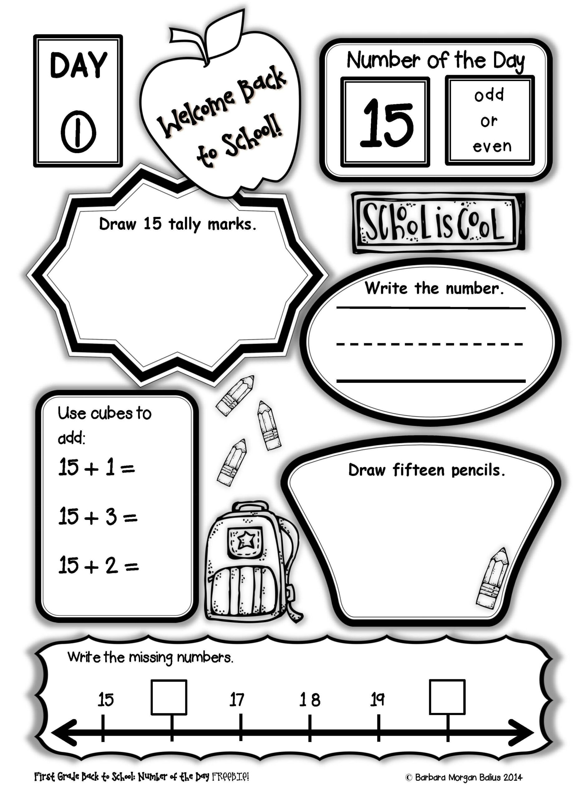 first grade number of the freebie math sense worksheets pdf graphing two variable equations calculator making fractions fun elementary strategies everyday mathematics program test scaled