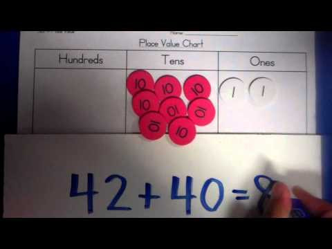 Adding Multiples Of 10 Worksheet 1 Nbt 4 Adding A Multiple Of 10 to A Two Digit Number