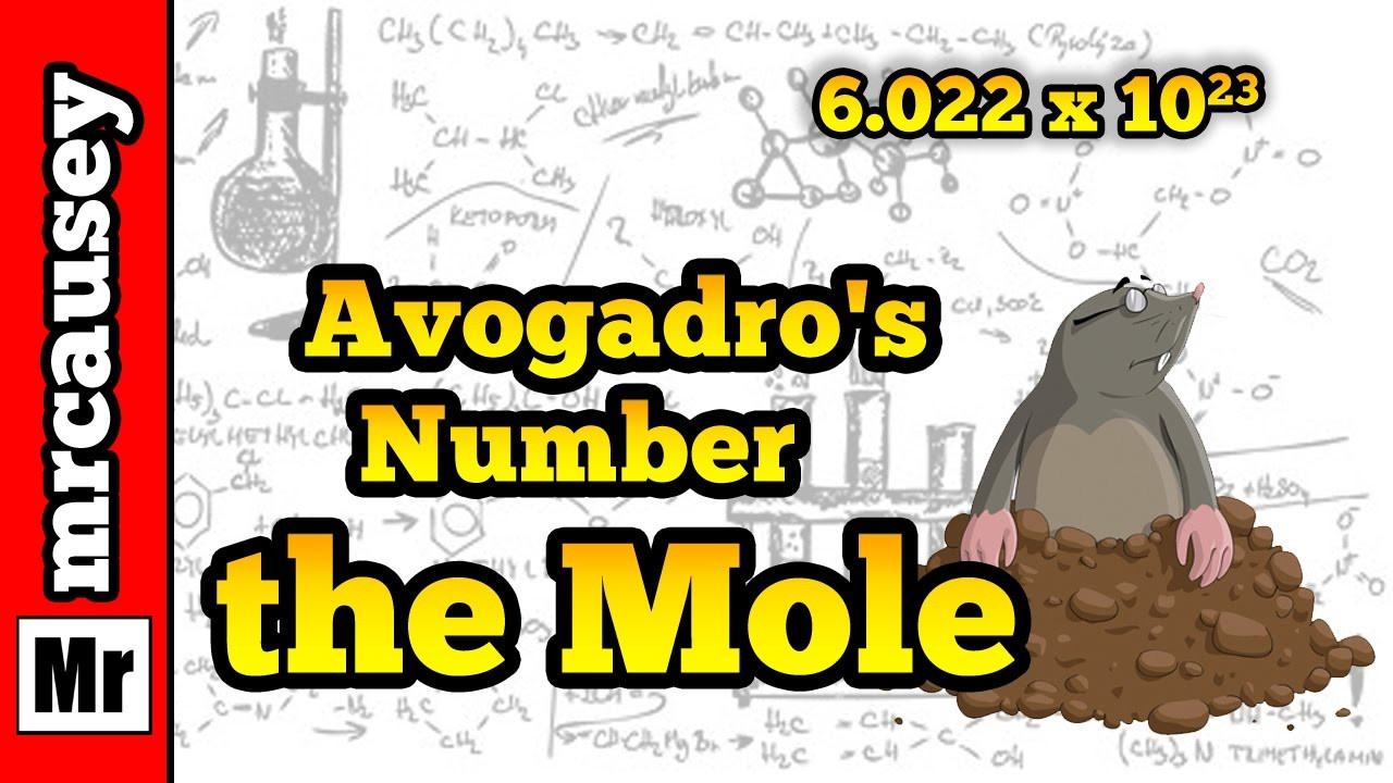 Avogadro Number Worksheet Answers Mole Avogadro Constant & Molar Mass solutions Examples