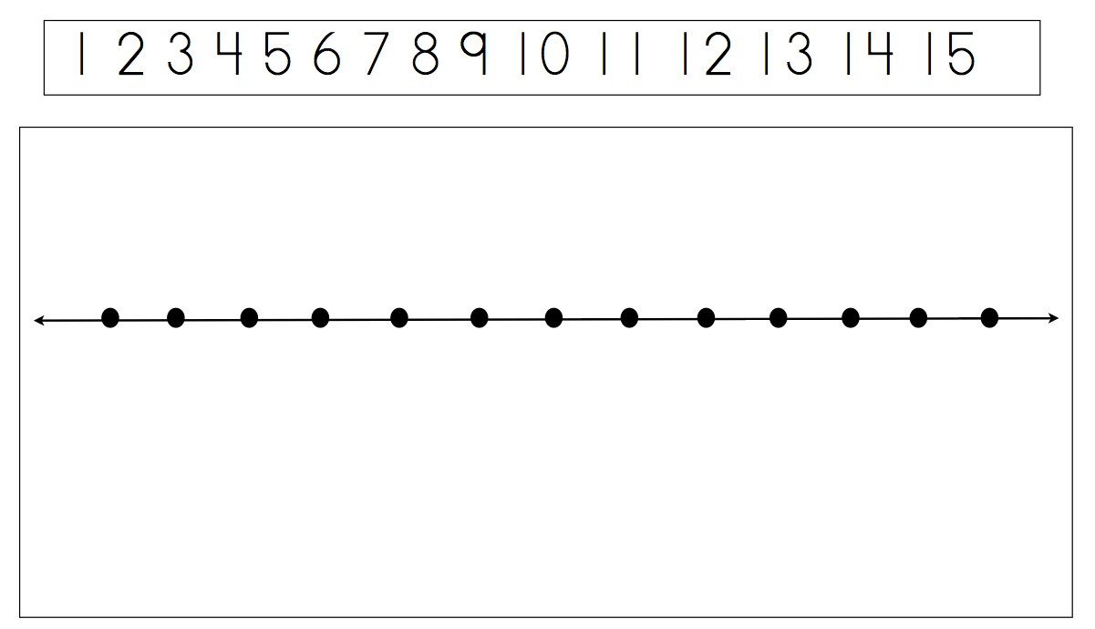 Blank Number Line Worksheets Free Blank Number Cliparts Download Free Clip Art Free