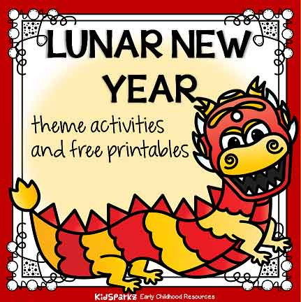 Chinese New Year Worksheets Printable Chinese New Year theme Activities and Printables for