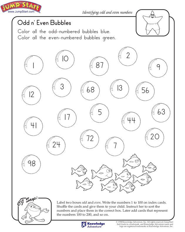 Even and Odd Numbers Worksheets Pin On Js Math Worksheets