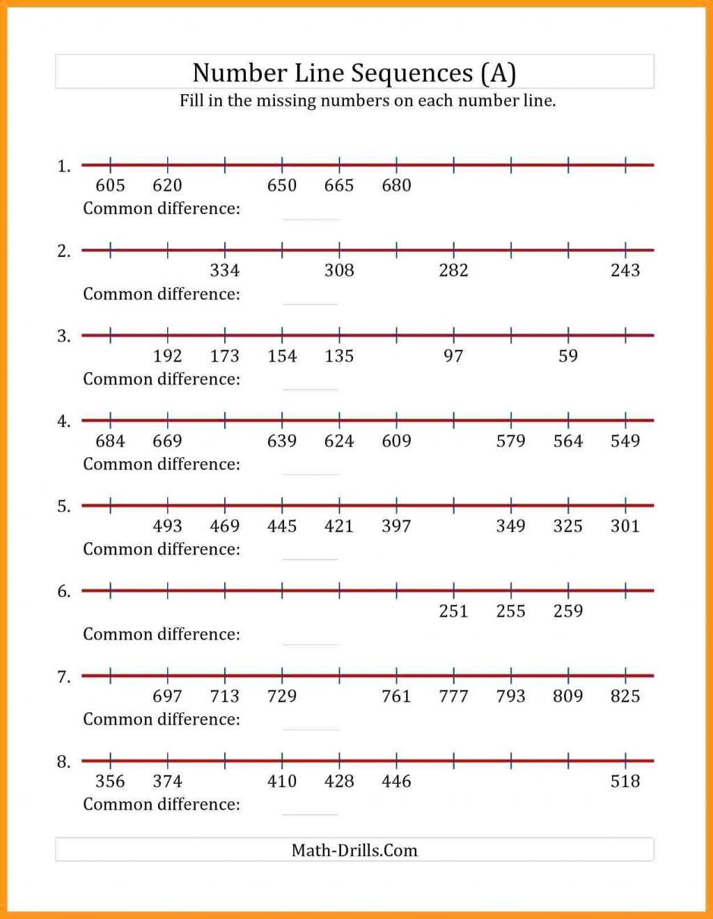 Fractions In Number Line Worksheet Worksheet 3rd Grade Fractions Worksheets Incredible