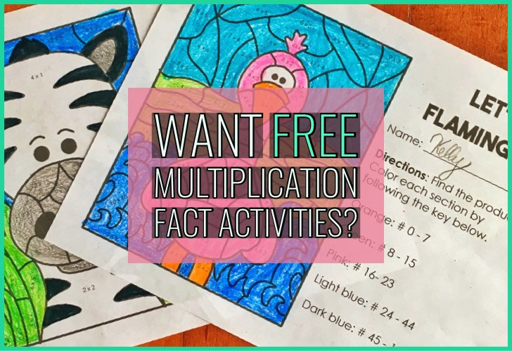 Free Fun Multiplication Worksheets Fun Multiplication Worksheets Grade 3