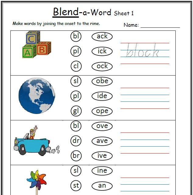 Free Printable Blends Worksheets Blends and Digraphs Activities Worksheets Keepkidsreading