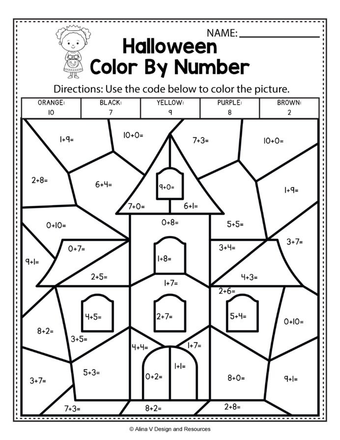 Free Printable Halloween Maths Worksheets Number System Worksheets Grade 7 Halloween Math Worksheets
