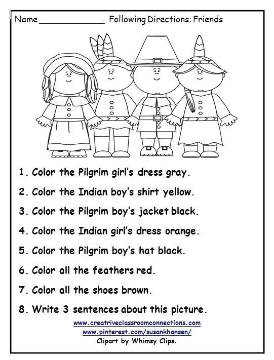 free collection of thanksgiving math worksheets grade for kindergarten pdf the classroom