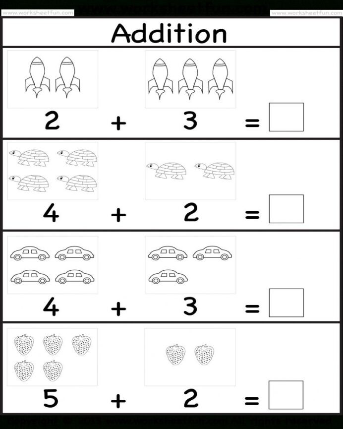Kindergarten Addition Math Worksheets Printable Coloring Pages Free Printable Math Worksheets for Senior