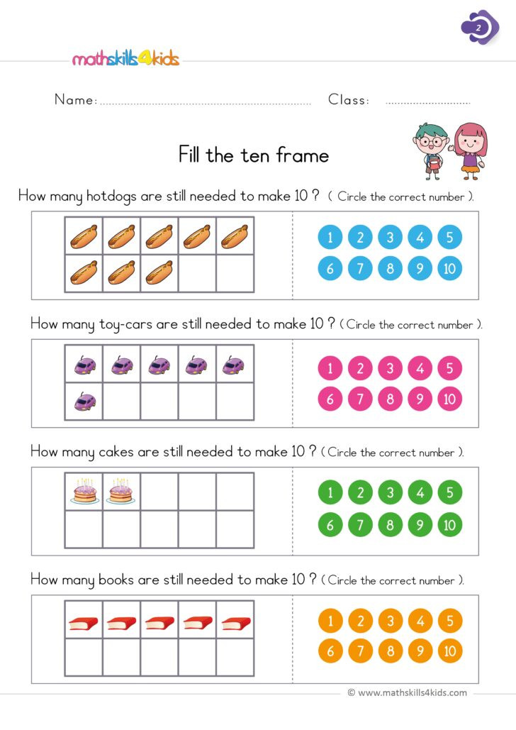 first grade math worksheets pdf free printable fill the frame 728x1029