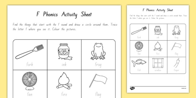 nz l 63 f phonics activity sheet
