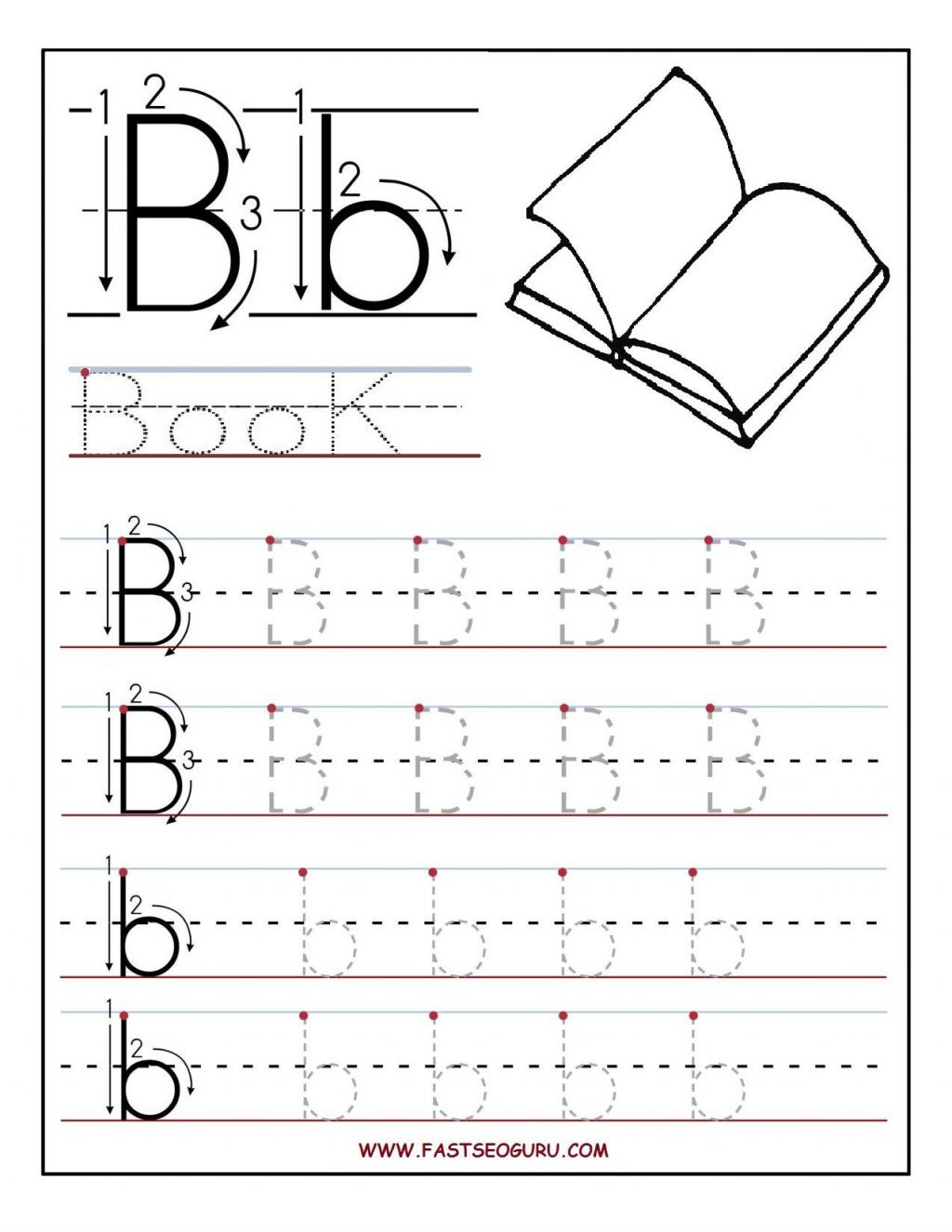 Letter K Tracing Worksheet Worksheet Worksheet Ideas Printable Letter Tracing