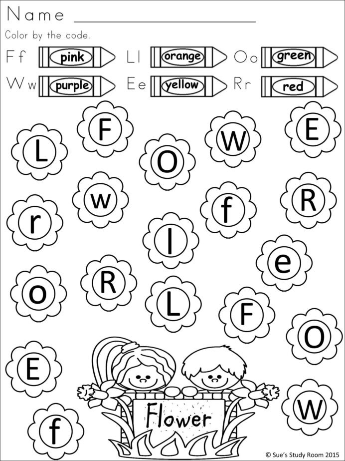 Letter Recognition Printable Worksheets Preschool Letter Recognition Worksheets Worksheet Fun Facts