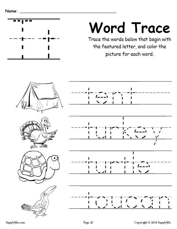 Alphabet Word Trace series T 1024x1024