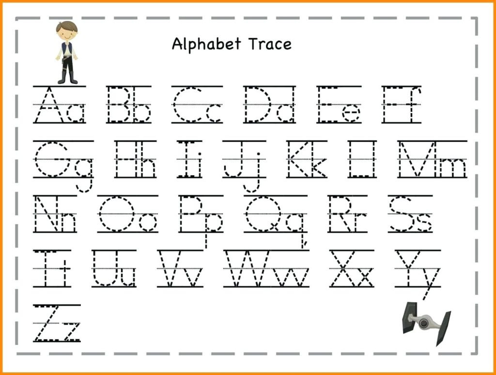 tracinges letter east co inside printable trace letters and numbers name worksheets for preschoolers worksheet 1024x775