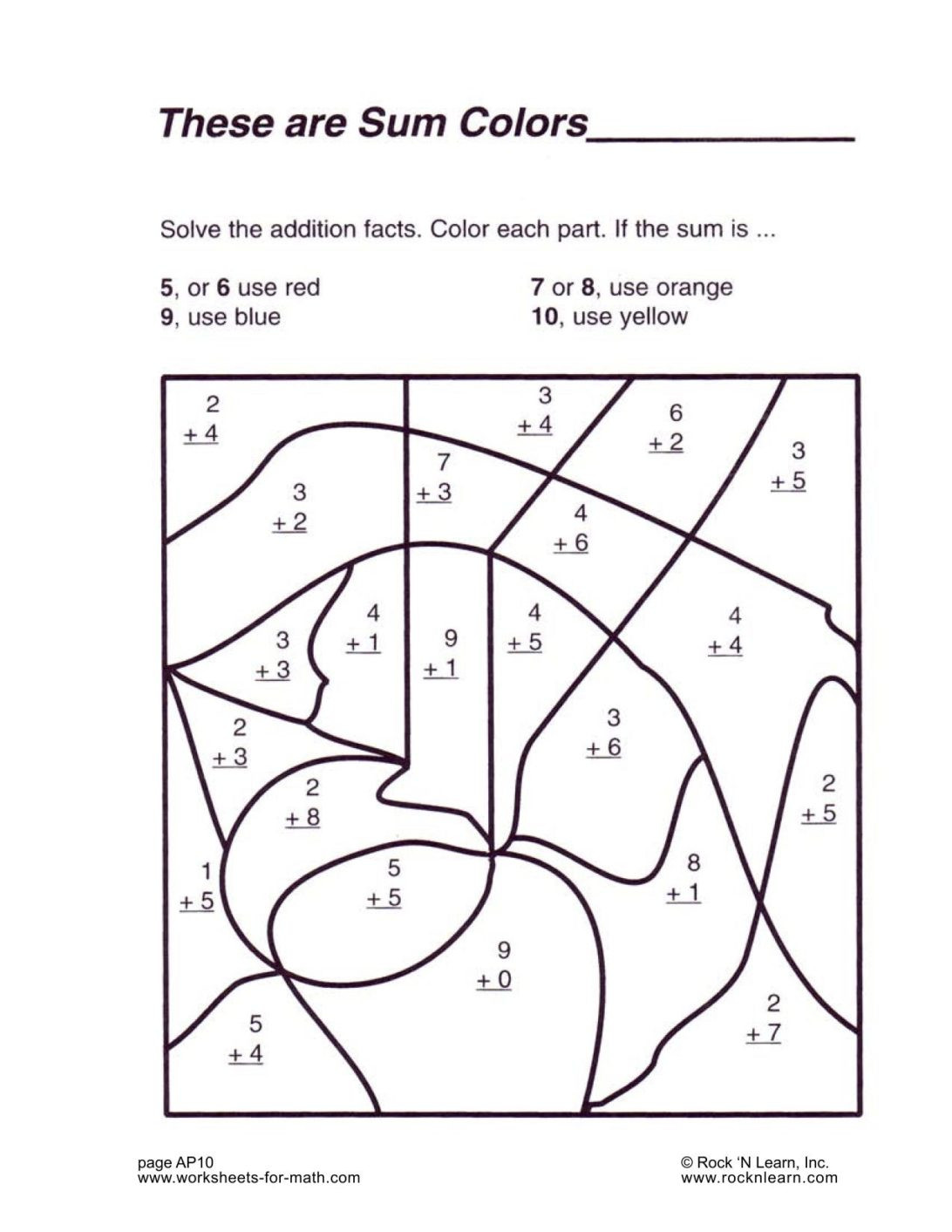 Multiplication Facts Coloring Worksheet Worksheet Disney Color by Number Downloading Coloring