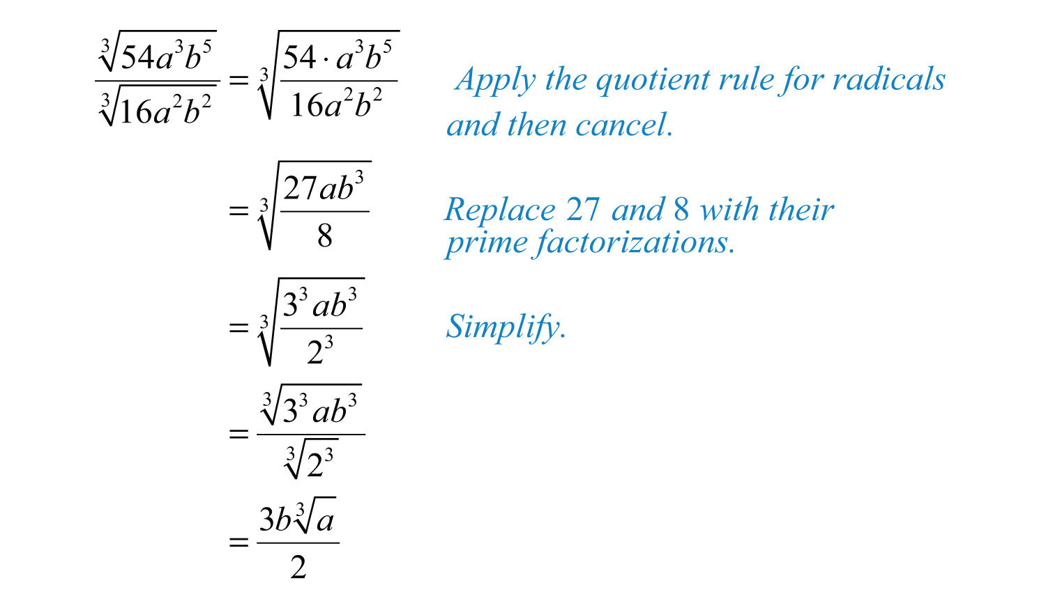 s11 04 multiplying and dividing radic