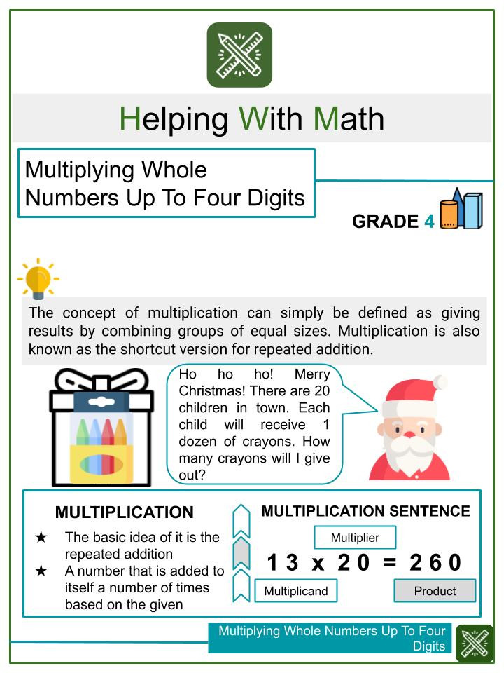 Multiplication Partial Products Worksheets Box Partial Products Method Multiplication Worksheet