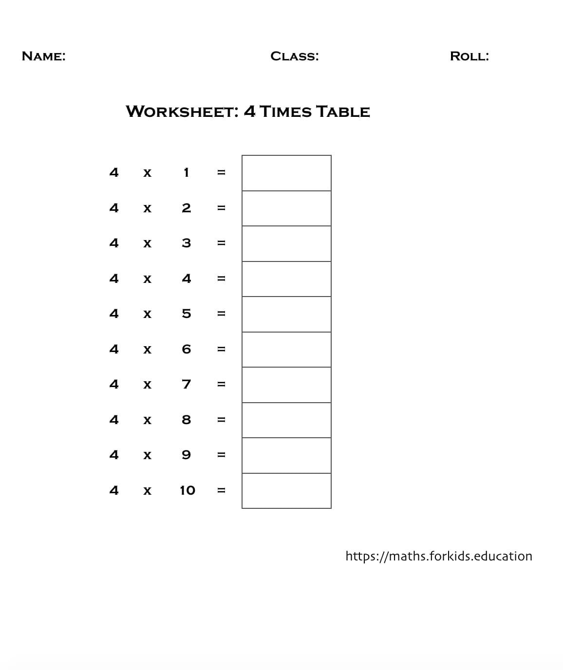 table 1 to 20 printable charts worksheet video